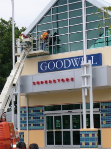 The new Cedar Hills GoodWill is the second largest around