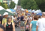 More than 20,000 people turned out for last year's street fair on Mississippi Avenue