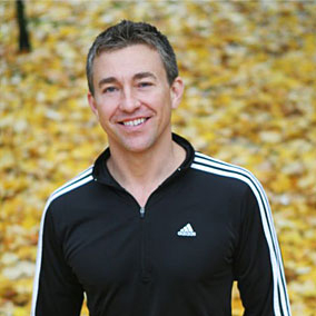 Daniel Iverson helps HUNDREDS of local people get in shape with the unique Boot Camp method