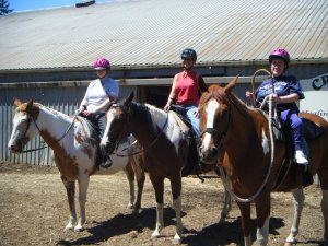 Healing Winds Therapeutic Riding Center changes lives everyday